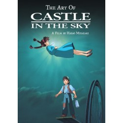 Libro. THE ART OF CASTLE IN THE SKY