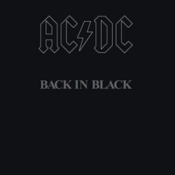 Vinilo. AC/DC BACK IN BLACK