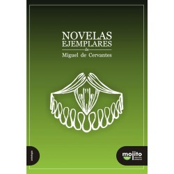 Libro. NOVELAS EJEMPLARES DE MIGUEL DE CERVANTES