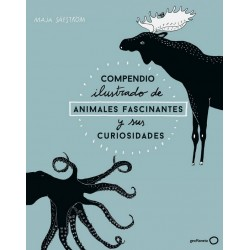 Libro. COMPENDIO ILUSTRADO DE ANIMALES Y SUS CURIOSIDADES