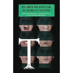 Libro. EL ARTE DE EDUCAR EL HABLA Y LA VOZ