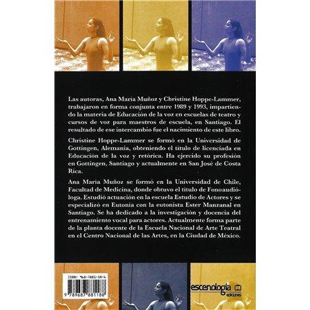 Libro. BASES ORGÁNICAS PARA LA EDUCACIÓN DE LA VOZ