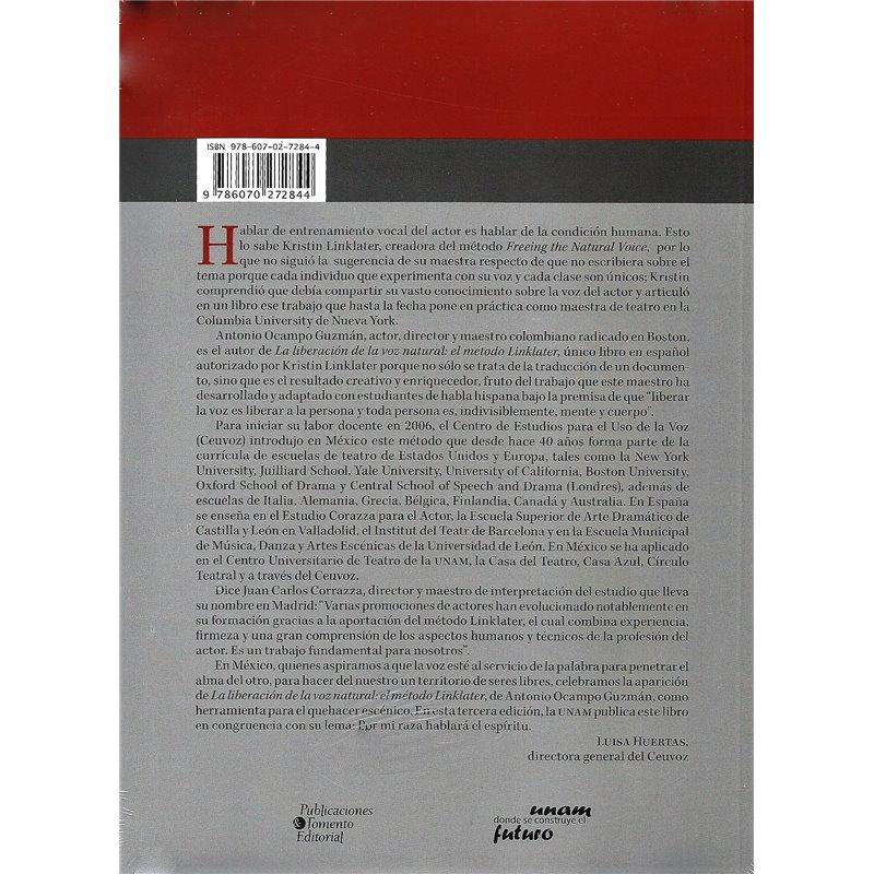 LA LIBERACIÓN DE LA VOZ NATURAL - EL MÉTODO LINKLATER