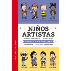 Libro. NIÑOS ARTISTAS