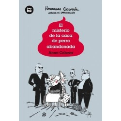 Libro. EL MISTERIO DE LA CACA DE PERRO ABANDONADA