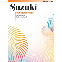 Libro. POSITION ETUDES - REVISED EDITION