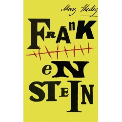 Libro. FRANKENSTEIN