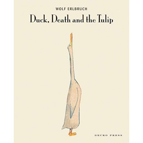 Libro. DUCK, DEATH AND THE TULÍP