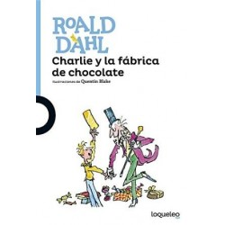 Libro. CHARLIE Y LA FABRICA DE CHOCOLATE