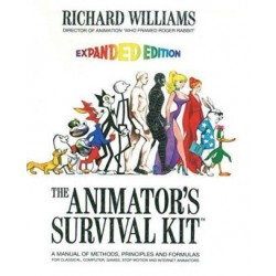 Libro. THE ANIMATOR'S SURVIVAL KIT