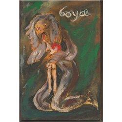 Sombrero. Bowler Black