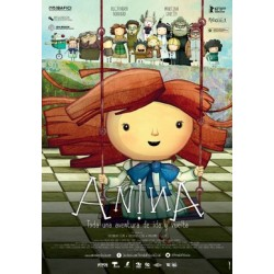 DVD. ANINA