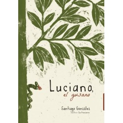 Libro. LUCIANO EL GUSANO