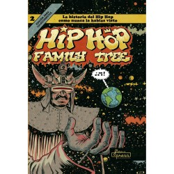 Libro. HIP HOP FAMILY TREE 2