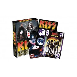 Cartas. KISS - playing cards