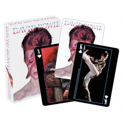 Juego de naipes. DAVID BOWIE PLAYING CARDS