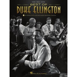 Partitura. BEST OF DUKE ELLINGTON