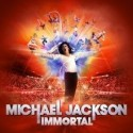 CD. Michael Jackson. IMMORTAL