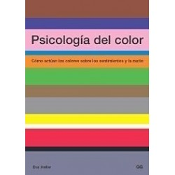 Libro. PSICOLOGÍA DEL COLOR