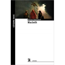 Libro. MACBETH- WILLIAM SHAKESPEARE. CATEDRA BASE