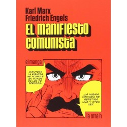 Libro. Manga. EL MANIFIESTO COMUNISTA