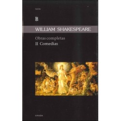 Libro. II COMEDIAS - WILLIAM SHAKESPEARE