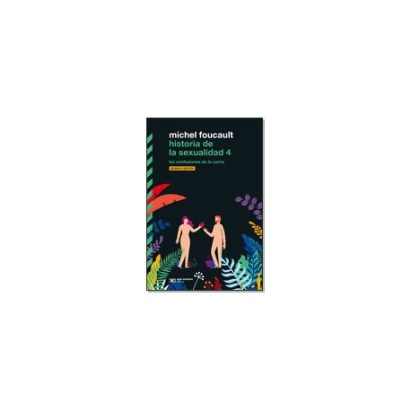 Libro. HISTORIA DE LA SEXUALIDAD 4