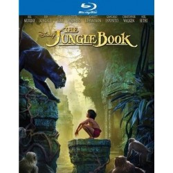 Blu-ray + DVD. THE JUNGLE BOOK