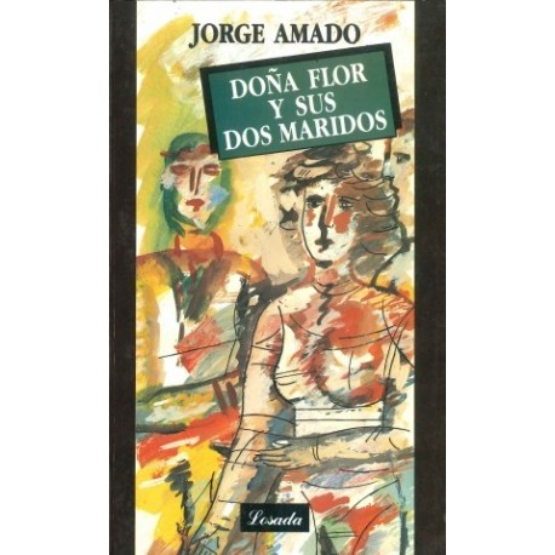 Libro. DOÑA FLOR Y SUS DOS MARIDOS