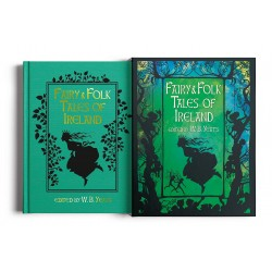 libro. FAIRY & FOLK TALES OF IRELAND