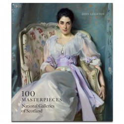 Libro. 100 MASTERPIECES NATIONAL GALLERY OF SCOTLAND