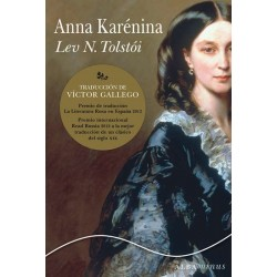 Libro. ANNA KARÉNINA