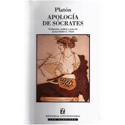 Libro. APOLOGÍA DE SÓCRATES - PLATÓN