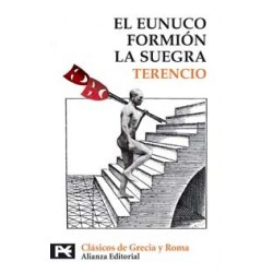 Libro. EL EUNICO - FORMÓN - LA SUEGRA