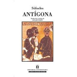 Libro. ANTÍGONA - SÓFOCLES