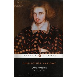 Libro. OBRA COMPLETA TEATRO Y POESÍA - CHRISTOPHER MARLOWE