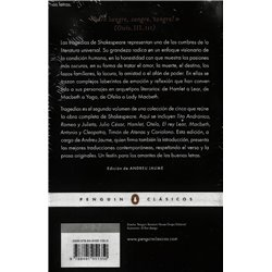 Libro. TRAGEDIAS - OBRA COMPLETA 2. WILLIAM SHAKESPEARE