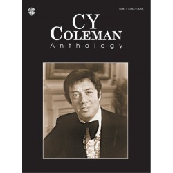 Partitura. CY COLEMAN Anthology