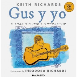 Libro. GUS Y YO - Incluye CD