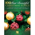 Partitura. 100 MOST BEAUTIFUL CHRISTMAS SONGS