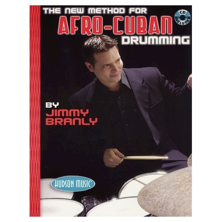 Libro. THE NEW METHOD FOR AFRO-CUBAN DRUMMING