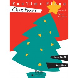 Libro. FUNTIME PIANO CHRISTMAS - Level 3A-3B