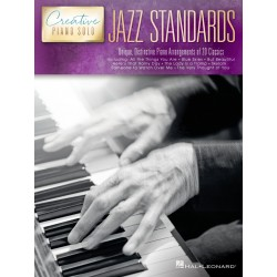 Partitura. JAZZ STANDARDS – CREATIVE PIANO SOLO
