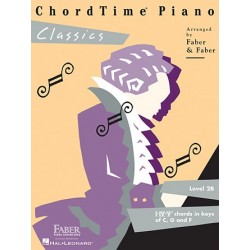 Libro. CHORDTIME® PIANO CLASSICS - Level 2B
