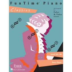 Libro. FUNTIME PIANO CLASSICS - Level 3A-3B