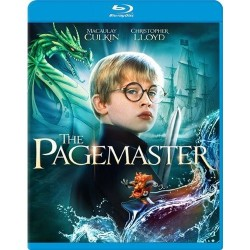 Blu-ray. THE PAGEMASTER