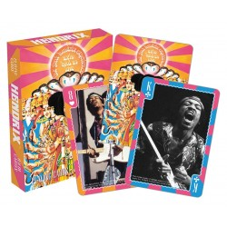 Cartas. HENDRIX – AXIS: BOLD AS LOVE PLAYING CARDS