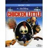 Blu-ray + DVD. CHICKEN LITTLE