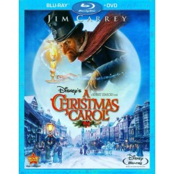Blu-ray + DVD. A CHRISTMAS CAROL