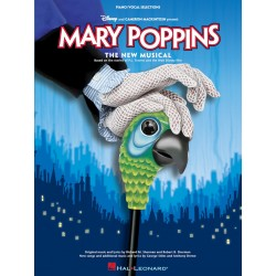 Partitura. MARY POPPINS - Selections from the Broadway Musical (Piano/Vocal)